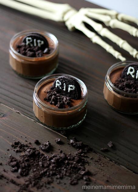 Receta mousse chocolate