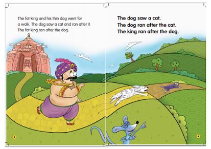 English NaliKali Videos on Story Telling Steps (1-7)