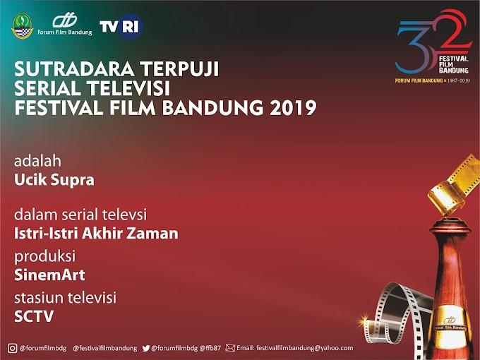 Daftar Lengkap Pemenang Festival Film Bandung Ke-32 Tahun 2019