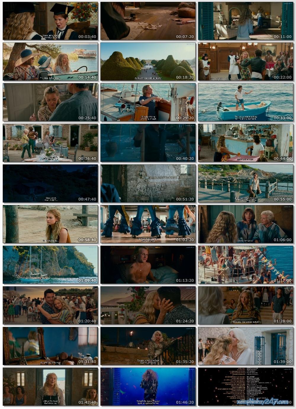 http://xemphimhay247.com - Xem phim hay 247 - Giai Điệu Hạnh Phúc 2: Yêu Lần Nữa (2018) - Mamma Mia 2: Here We Go Again (2018)