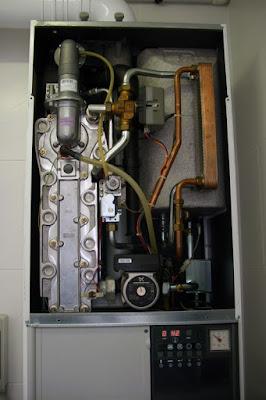 mantenimiento de calderas de gas en Zaragoza INSTALACIONES DJ