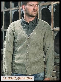 mujskoi-jaket-spicami | strikking | بافندگی | dzianie | tricô | tricotare | การถัก
