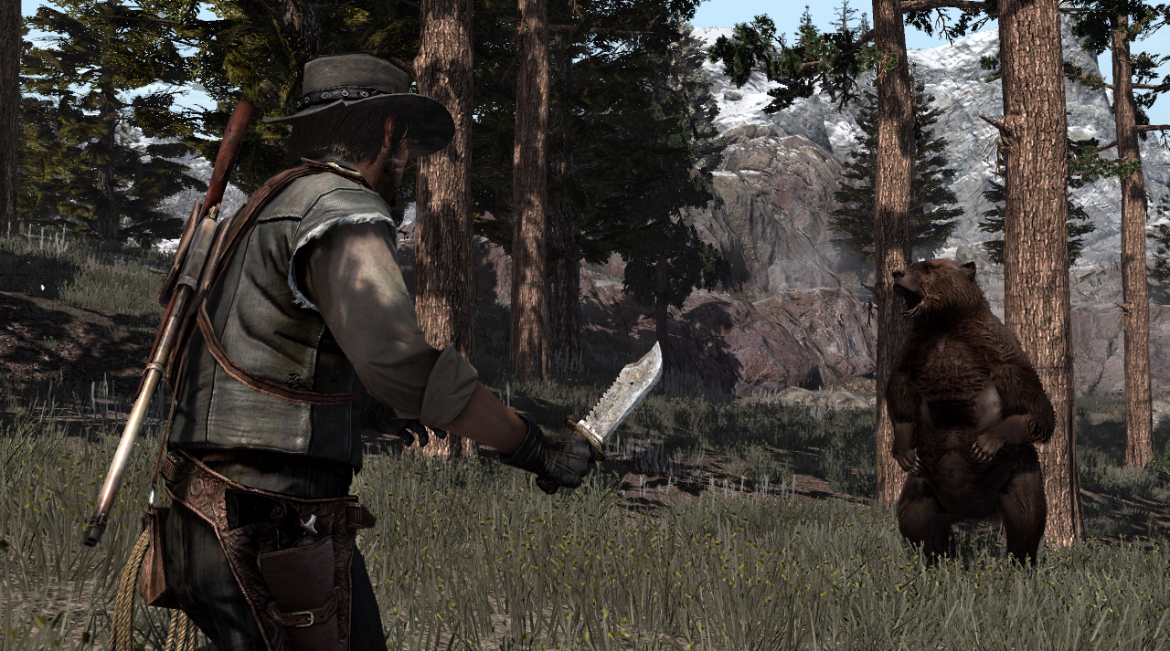 Jump In The Games Red Dead Redemption Recensione