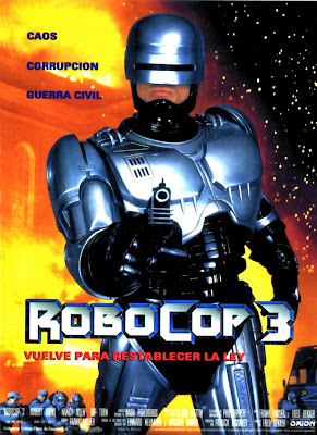 RoboCop 3 (1993) DVDRip Latino