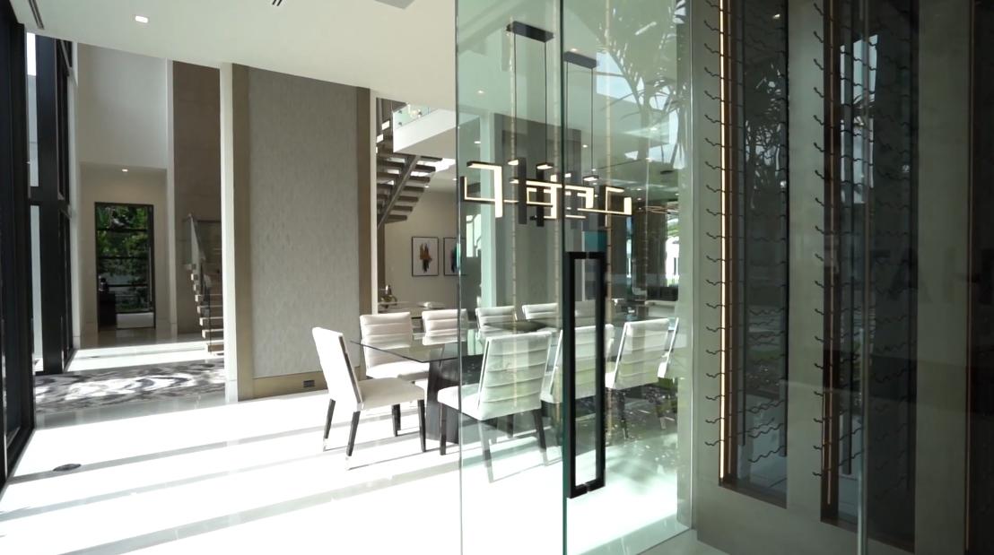 54 Interior Design Photos vs. 444 E Coconut Palm Rd, Boca Raton, FL Luxury Mansion Tour