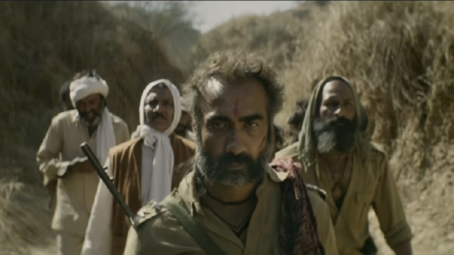 Ranvir Shorey in Sonchiriya