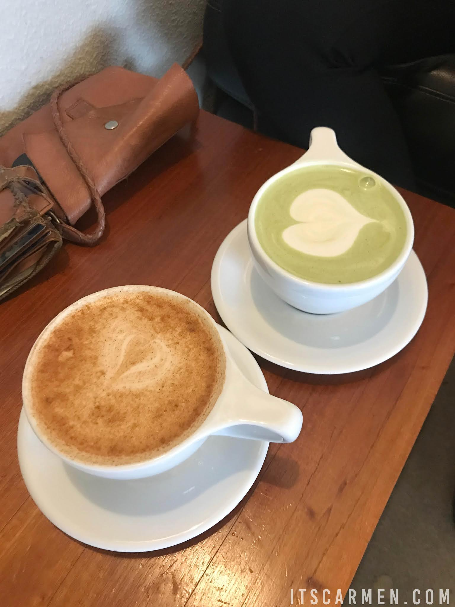 Leap Coffee Roasters Best Carlsbad Coffee Shops San Diego California Travel Food blogger Carmen Varner