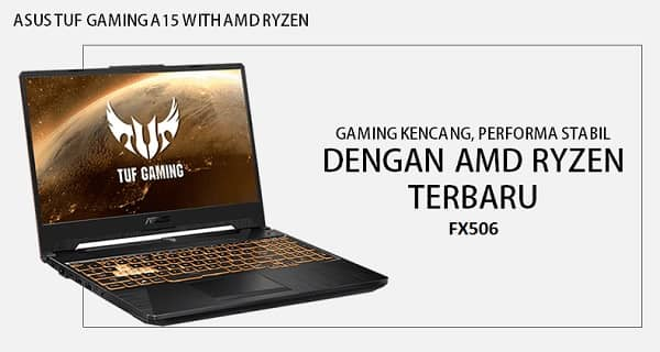 asus tuf gaming a15 AMD FX506