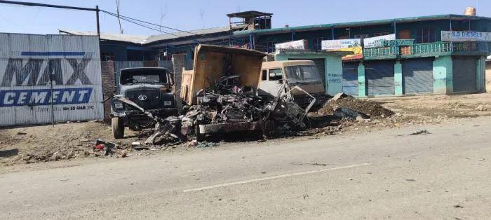 जम्मू कश्मीर में एक बार फिर आतंकी हमला .अनंतनाग में  IED ब्लास्ट, कोई हताहत नहीं