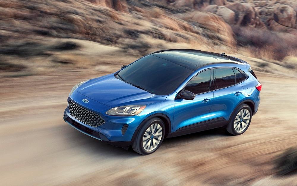 Ford Escape 2020 sắp ra mắt tại Việt Nam