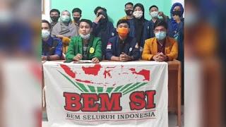 BEM SI: Pemerintah Putar Balikan Narasi soal Demo Ciptaker