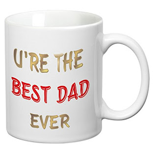 Father's day special coffee mug