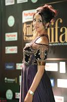 Sanjjanaa Galrani aka Archana Galrani in Maroon Gown beautiful Pics at IIFA Utsavam Awards 2017 37.JPG