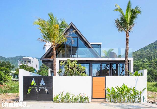 Villa đẹp sơn trà đà nẵng, Villa da nang son tra, villa chân núi sơn trà, villa biet thu chan nui son tra