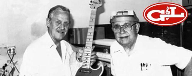 G&L George Fullerton y Leo Fender