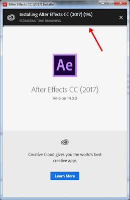 Cara Menginstal Adobe After Effect