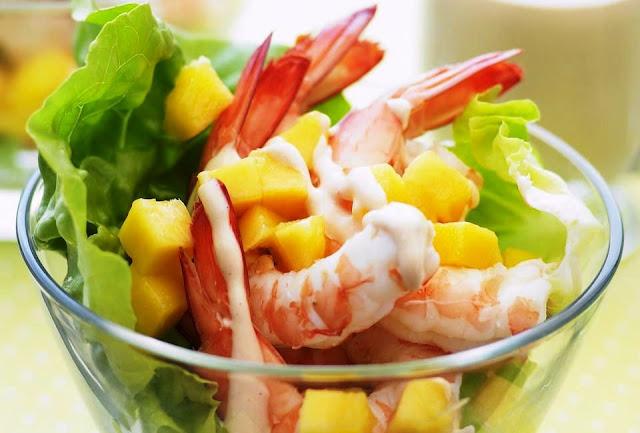 Shrimp Cocktail Salad - 1