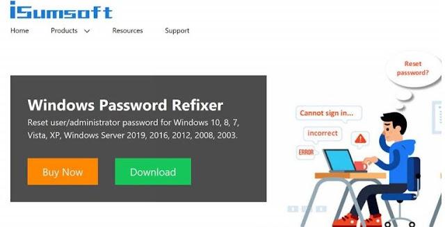 Cara Mengatasi Password Windows Hilang