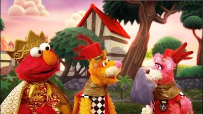 Sesame Street Elmo The Musical Prince Elmo the Musical