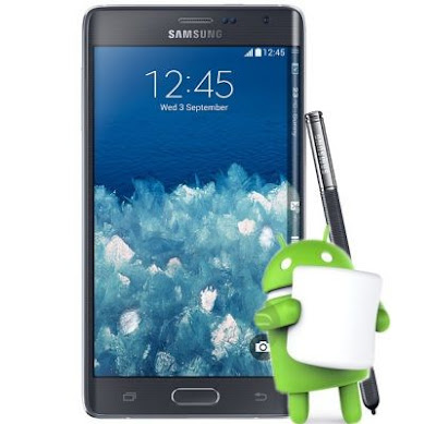 Root Samsung Galaxy Note Edge SM-N915FY 6.0.1 Marshmallow And Install TWRP Recovery