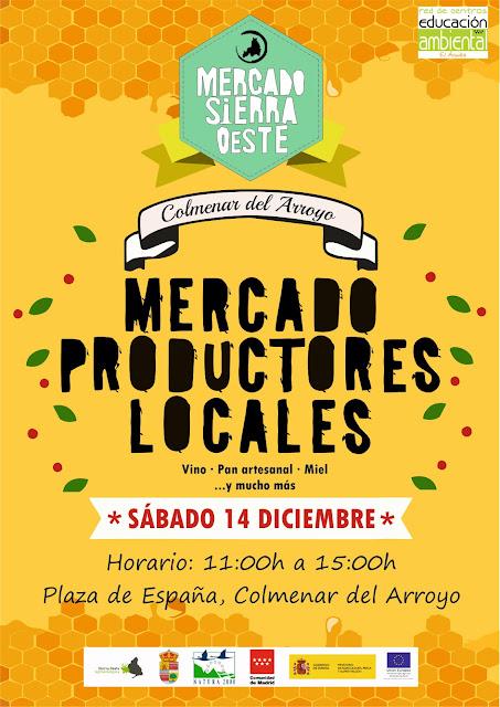 Mercado de Productores Locales de la Sierra Oeste