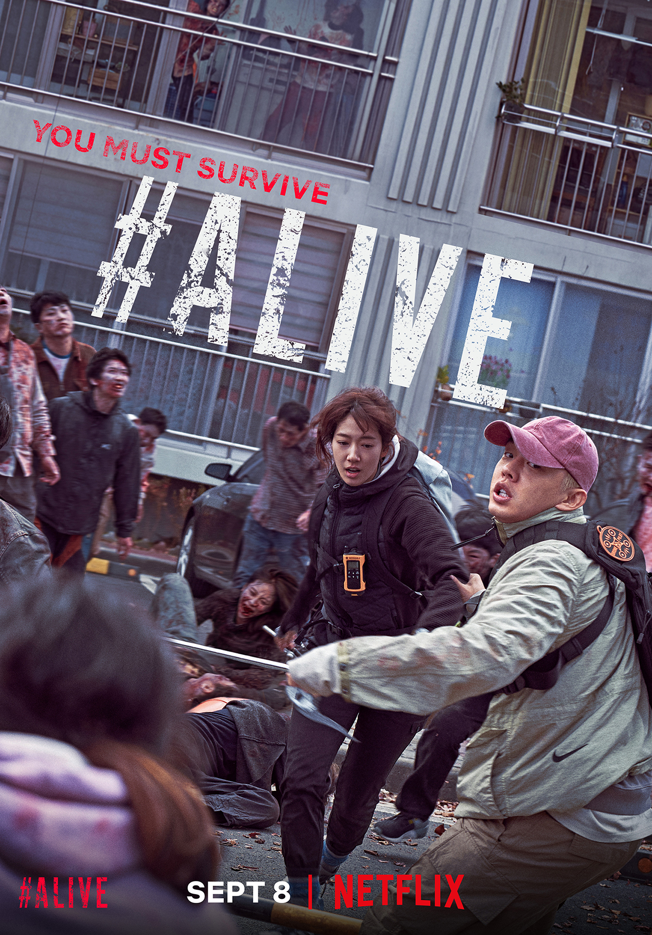 Filem Korea Paling Best 2020-Alive