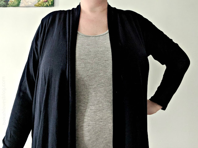 Mix by 41 Hawthorn Abrianna Longsleeve Knit Cardigan