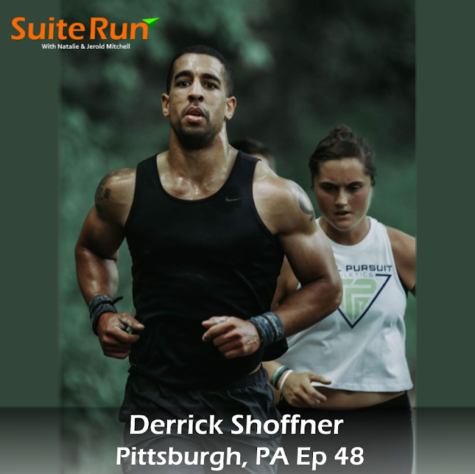 48 | Pittsburgh, PA with Derrick Shoffner: Running in Steel City