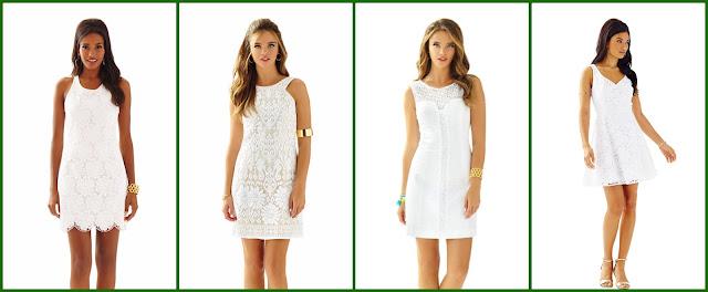 lilly pulitzer white dress sofia largo marla