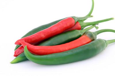 odchudzanie z chili