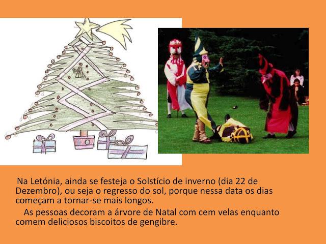 História do Natal