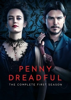 Penny Dreadful - 1ª Temporada Séries Torrent Download capa