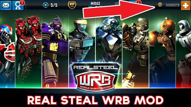 Download Real Steel HD 1.46.13 APK and OBB (MOD APK)