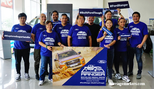 Ford Philippines - pickup trucks Ford Media Drive Bacolod - Ford Ranger pickup review - Ford Ranger Wildtrak - Ford Ranger XLT - Ranger Raptor - road trip - Bacolod blogger - Bacolod City - Talisay City - Ford Negros showroom