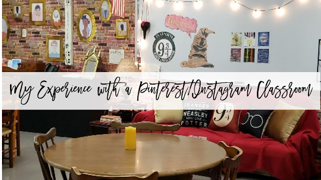 My Experience with a Pinterest/Instagram Classroom