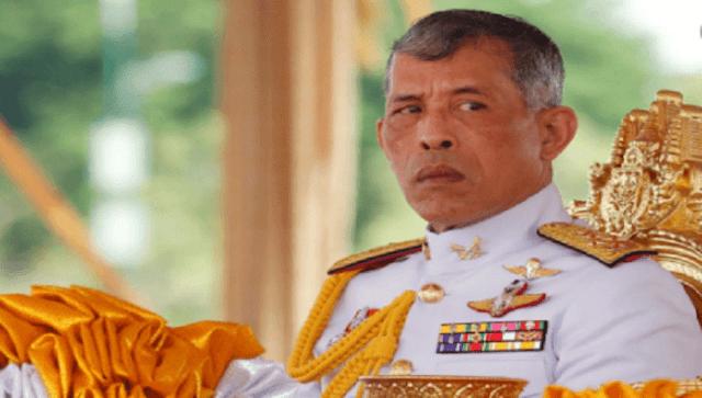 Thai King Maha Vajiralongkorn self-isolate with 20 thigh-land women