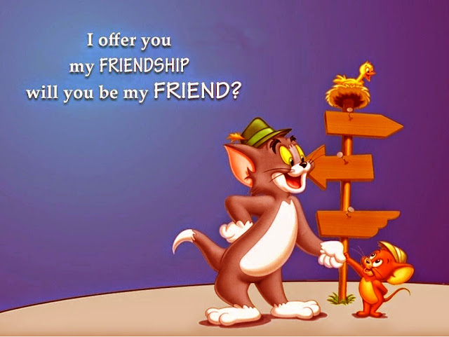 sweet friendship day pictures