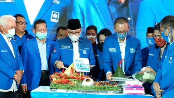 PAN Bikin Molor Pengumuman Reshuffle Kabinet Jokowi?