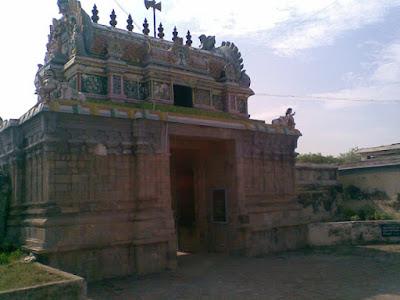 Tiruneelakkudi Neelakandeswarar Temple Thanjavur