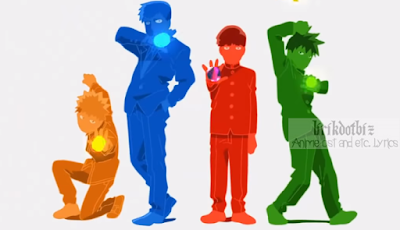 99.9 Lyrics (Mob Psycho 100 2 Opening) - MOB CHOIR feat. sajou no hana