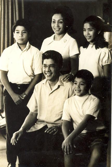 Roxas Family