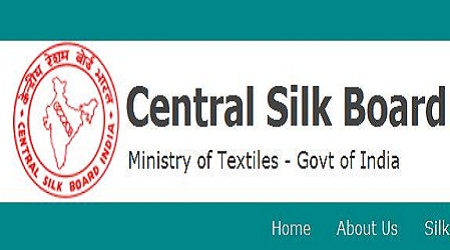 Scientist job vacancy in Central Silk Board 2016 Apply Online