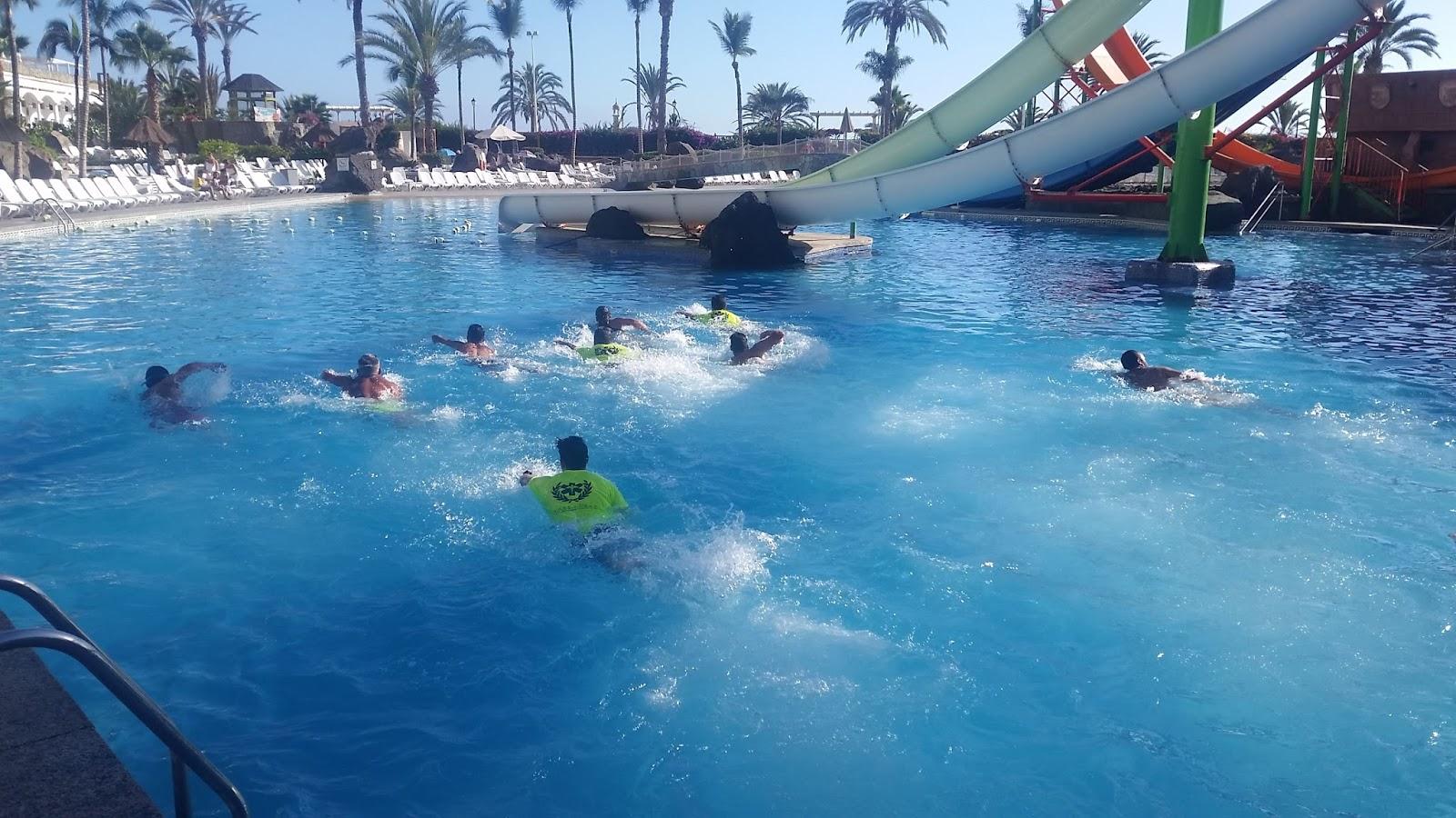 Essscan curso de reciclaje en socorrismo acu tico en piscinas for Piscina lago taurito