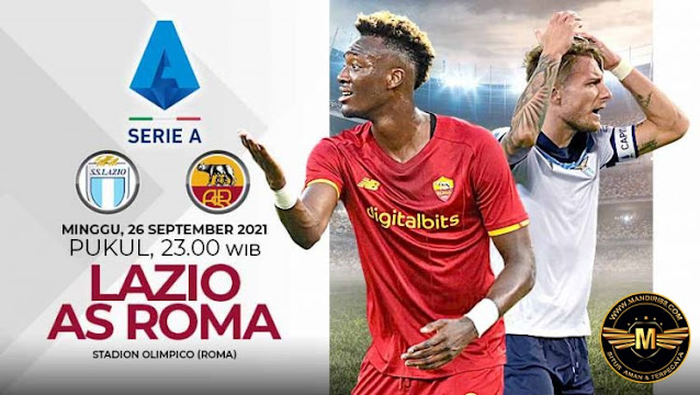Prediksi Lazio Vs AS Roma