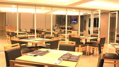 Statsioen Koffie Lounge Hotel Cirebon Metland