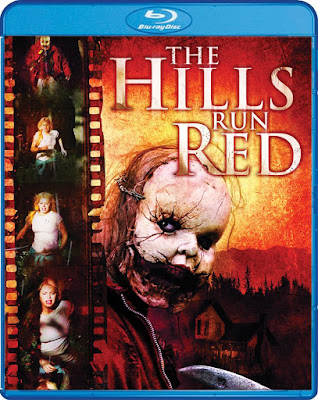 scream factory hills run red bluray