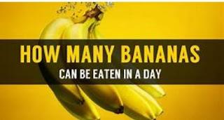 Chuối chế độ ăn uống Mẹo và Associated cảnh báo