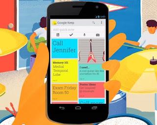 Google Keep Catatan untuk HP