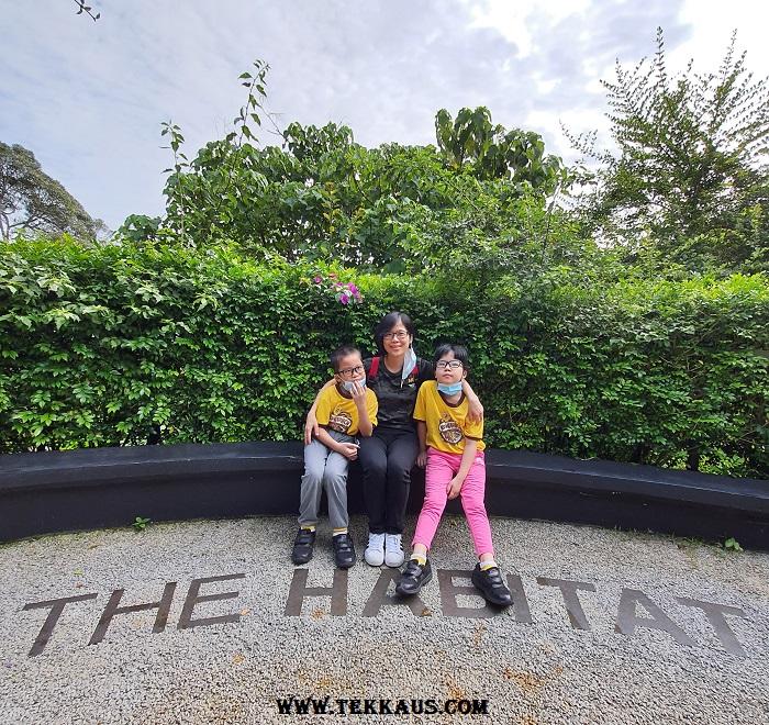 The Habitat Penang Hill Review-The Kancil Walk