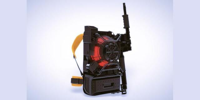 Senjata Penangkap Hantu Buatan Sony